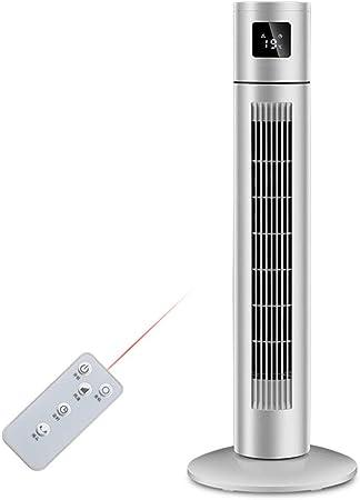 COLER Acondicionador de Aire Ventilador Torre Sin aspas ...
