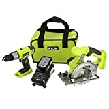 ONE+ 18-Volt Lithium-Ion Starter Combo Kit (2-Tool)