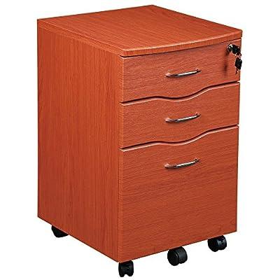Techni Mobili Rolling File Cabinet with Storage
