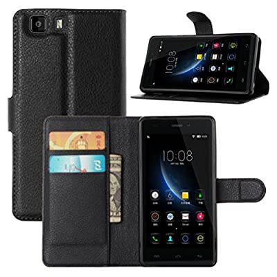 DOOGEE X5 Case, Doogee X5 Pro Case, Fettion Premium PU Leather Wallet Phone Cases Flip Cover with Stand Card Holder for Doogee X5 / Doogee X5 Pro Smartphone