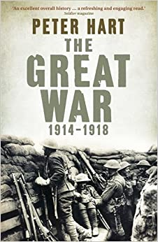 Book The Great War: 1914-1918