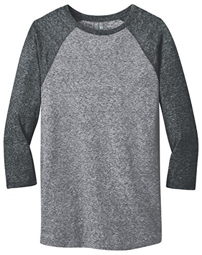 Cotton 3/4 Sleeve Raglan - 9