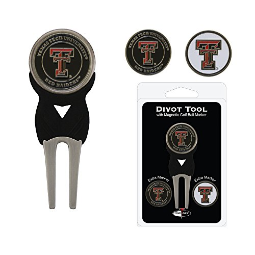 Texas Tech University Divot Tool -