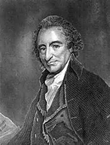 Thomas Paine on Declaration of Rights, First Principles of Government, and the Constitution of 1795 (Illustrated) (Social Contract Theory By Hobbes Locke And Rousseau)