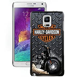 Fashionable And Durable Designed Case For Samsung Galaxy Note 4 N910A N910T N910P N910V N910R4 With Harley Davidson (2) Phone Case