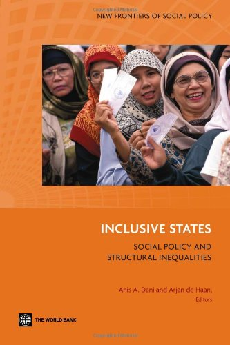 Inclusive States: Social Policy and Structural Inequalities (New Frontiers of Social Policy)