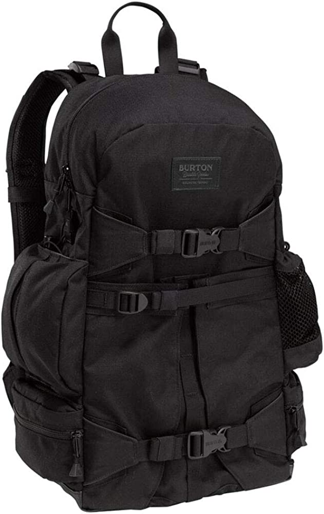 Burton Zoom Camera Backpack, Padded, Customizable Internal Compartments, Full-Zip Back Panel