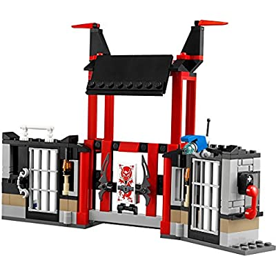 LEGO Ninjago Kryptarium Prison Breakout 70591 by LEGO: Toys & Games