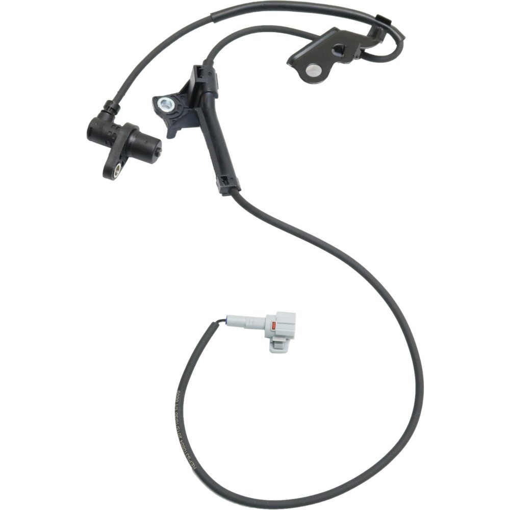 Evan-Fischer EVA1539101523 ABS Speed Sensor for TC 05-10 Front Left Side 2 Male Terminals Blade Type Wheel Mounting Location
