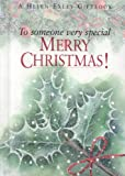 To Someone Very Special Merry Christmas!, Helen Exley, 186187359X