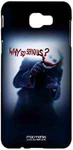 Macmerise Why So Serious Sublime Case For Samsung J5 Prime