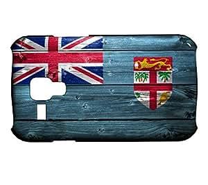 Funda Carcasa para Galaxy S3 Mini Bandera FIJI 02
