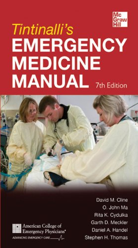 Tintinalli's Emergency Medicine Manual 7/E (Emergency Medicine (Tintinalli)) - medicalbooks.filipinodoctors.org