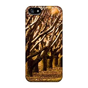 Faddish Phone Trees With No Leaves Case For Iphone 5/5s / Perfect Case Cover