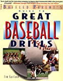img - for Great Baseball Drills: A Baffled Parent's Guide book / textbook / text book
