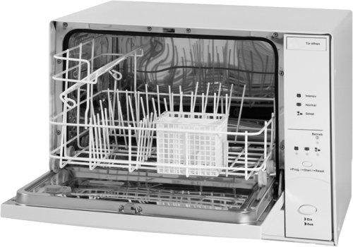 Bomann 770400 Tisch-Geschirrspüler: Energieeffizienzklasse BBC ... | {Tischgeschirrspüler 65}