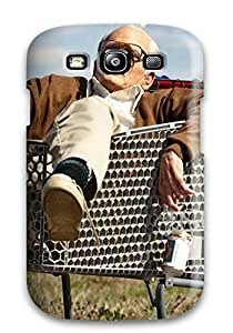 Tpu Case Cover Compatible For Galaxy S3/ Hot Case/ Jackass Presents: Bad Grandpa