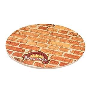 Amazon Com Brick Oven Pizza Stone 13 Inch Kitchen Amp Dining