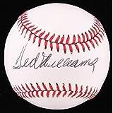 Ted Williams Signed OAL Baseball (SOP LOA)