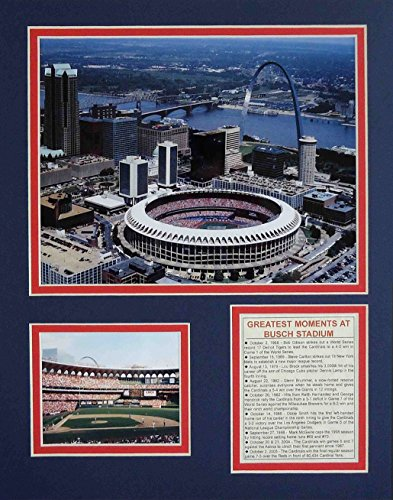 Old Busch Stadium - Aerial 11