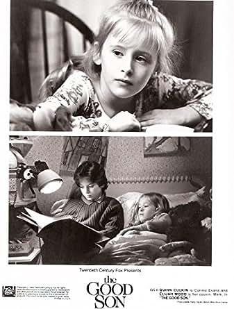 MOVIE PHOTO: GOOD SON, THE-1993-ELIJAH WOOD/QUINN CULKIN ...