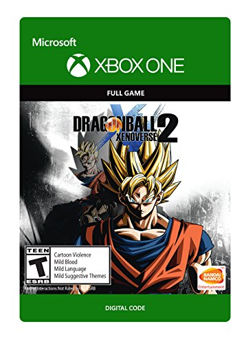 Dragon Ball Xenoverse 2 - Xbox One Digital Code by Bandai