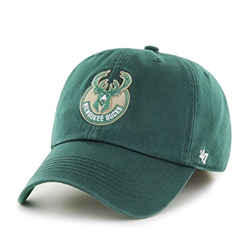 e Fitted Hat, Medium, Dark Green (Franchise Green)