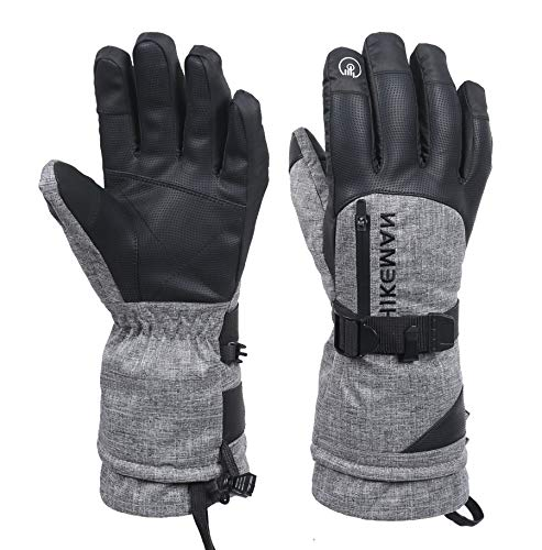 Mother & Kids Kids Outdoor Mitten Winter Snow Professional Waterproof Windproof Warm Thick Fleece Full Fingers Child Ski Sports Gloves Ideal Gift For All Occasions Gloves & Mittens