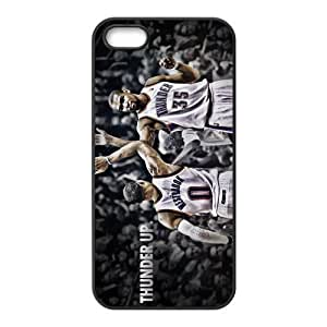 Custom Russell Westbrook Kevin Durant Apple Iphone 5 5s Hard Case Cover phone Cases Covers