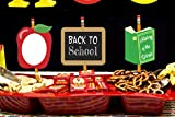 Back to School Photo Booth Props kit, 1 st Day