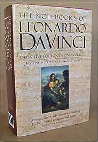 the notebooks of leonardo da vinci definite edition in one. Black Bedroom Furniture Sets. Home Design Ideas