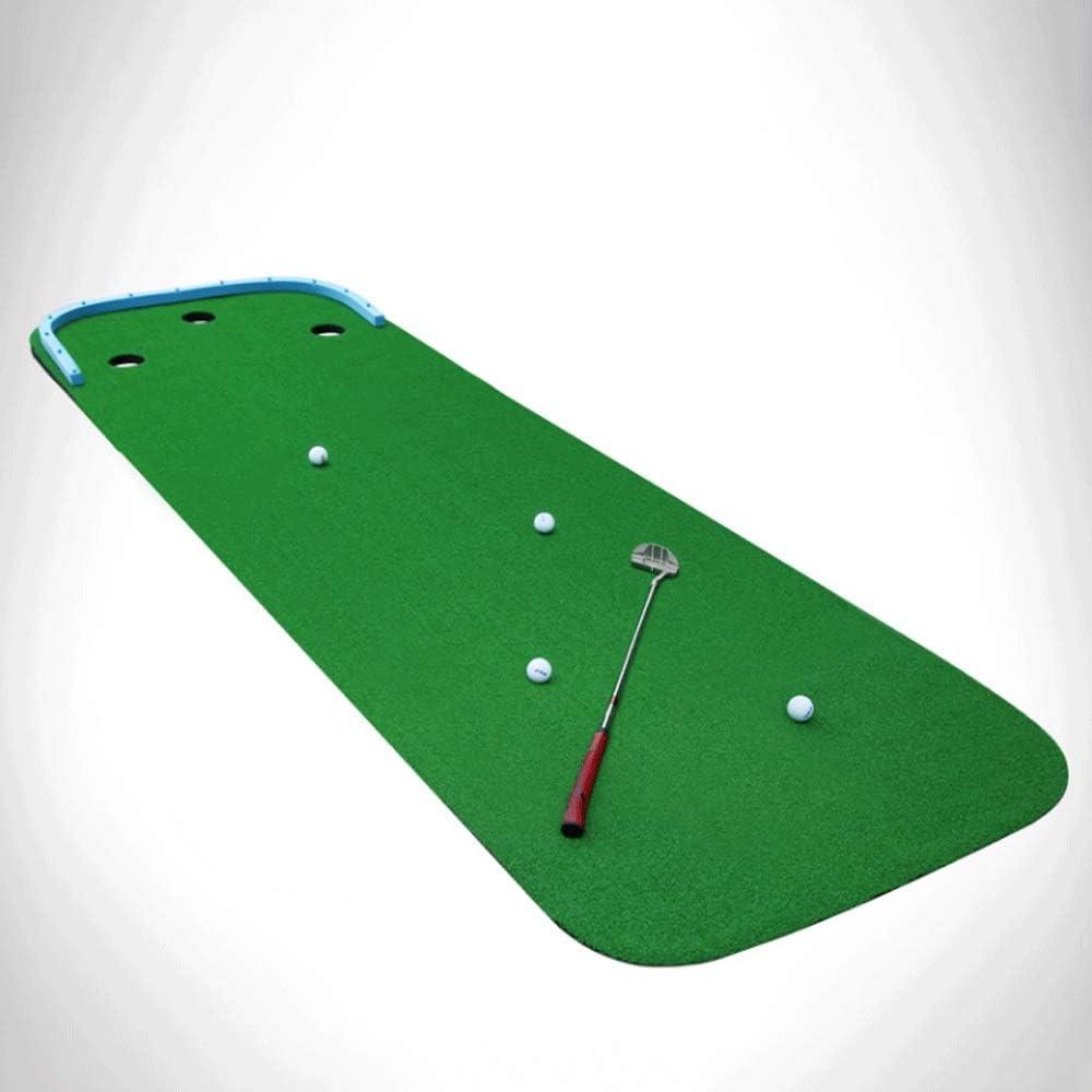 WKAP_N_A 屋内&屋外の練習グリーン|ホーム&オフィス用マット|ポータブルゴルフターゲットアクセサリー|アライメントスティック (类别 category : With a push rod)  With a push rod