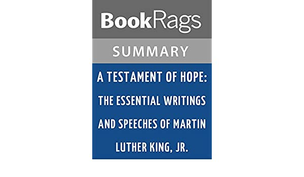 Amazon summary study guide a testament of hope the amazon summary study guide a testament of hope the essential writings and speeches of martin luther king jr by martin luther king jr ebook fandeluxe Images