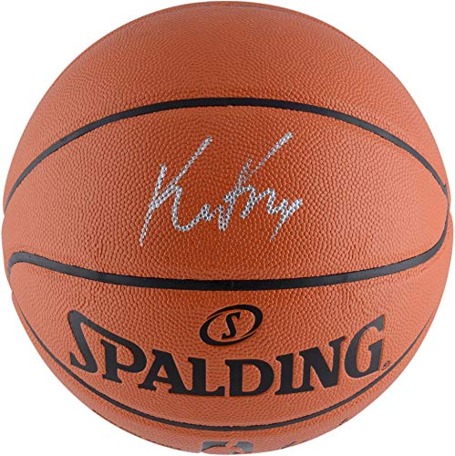 Kevin Knox New York Knicks Autographed Indoor/Outdoor Basketball - Fanatics Authentic Certified - Autographed Basketballs - Knicks Autographed Basketball