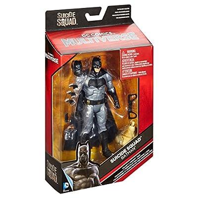Mattel DC Comics Multiverse Suicide Squad Figure, Batman, 6