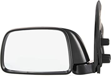 Housing Left Manual Folding Mirror For 1995-2000 Toyota Tacoma 9 x 5 in