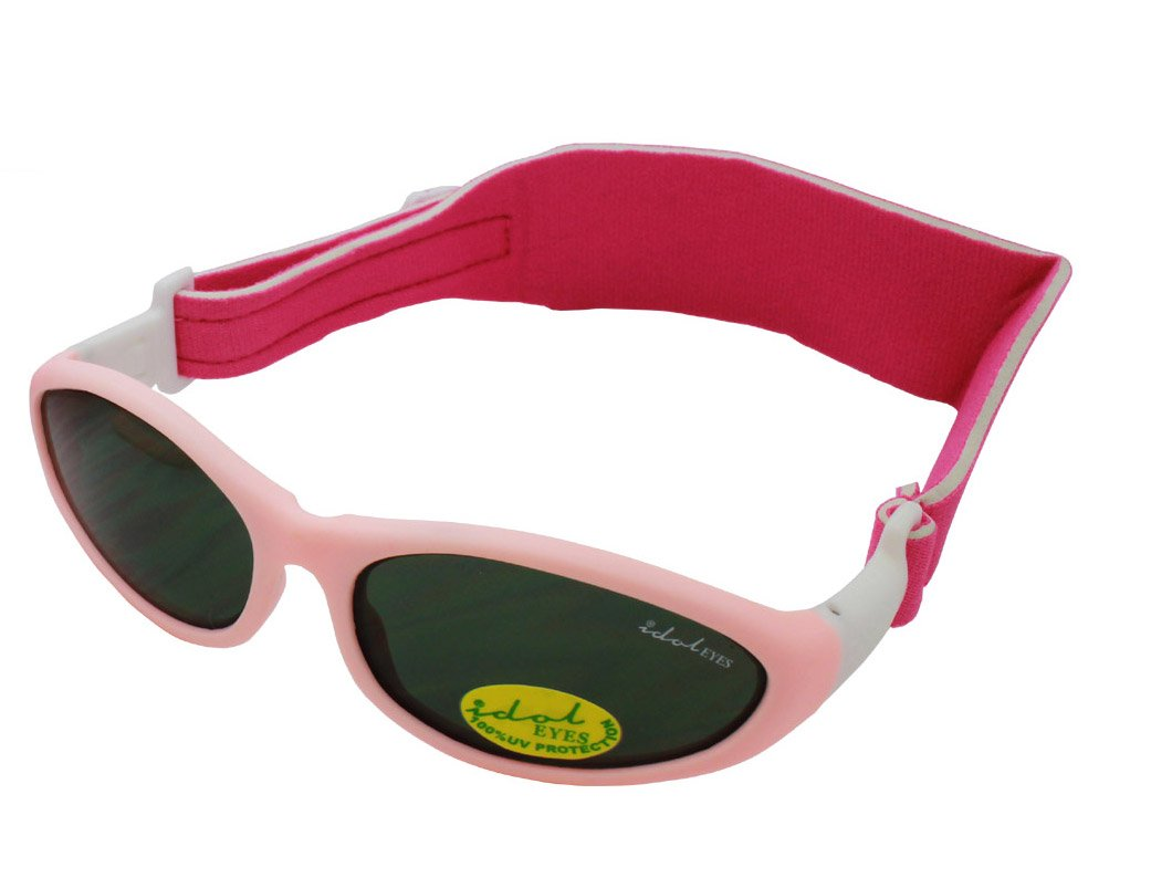 rosa /Gafas de sol Beb/é 200011/Wrapz/