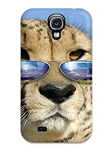 High Impact Dirt/shock Proof Case Cover For Galaxy S4 (playin It Cool)