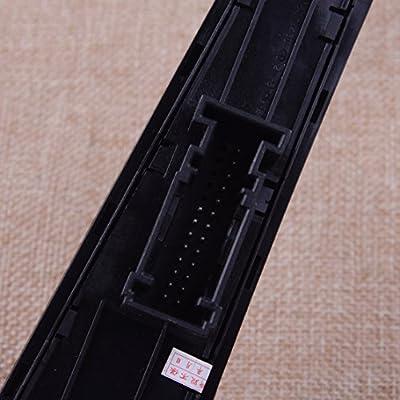 LHD  Engine Start//stop ESP Hand Brake Switch For VW CC Passat B7 3AD 927 137 B