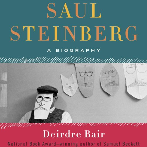 Saul Steinberg: A Biography by Audible Studios