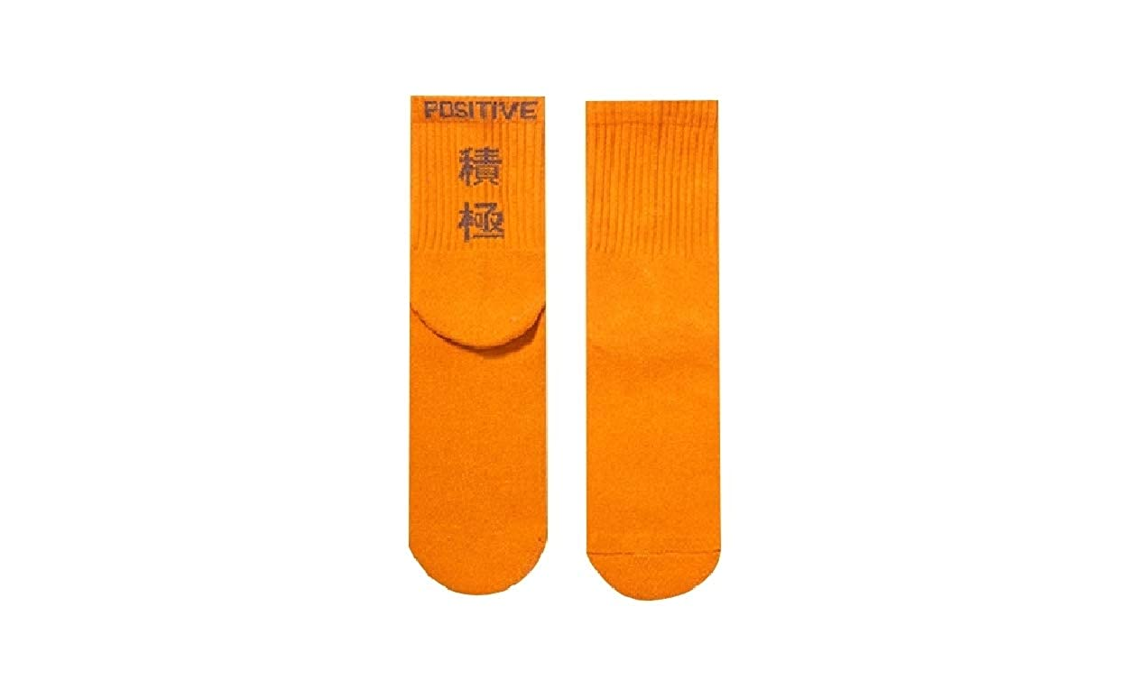 Howme Mens Breathable Cushion Vogue Outwear Chinese Style Sports Socks