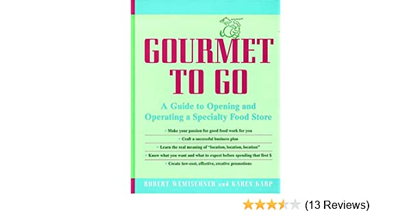 gourmet to go case study