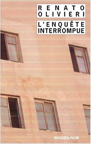 Livre L'enquête interrompue pdf, epub