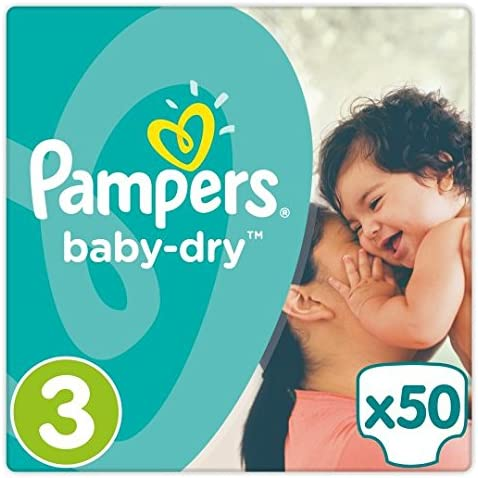 Essential/ Pampers New Baby Windeln /50/Windeln Gr/ö/ße 3