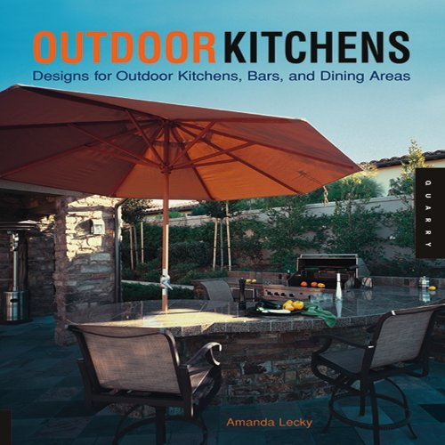 Outdoor Kitchens (Quarry Book)
