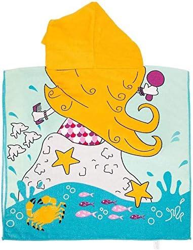 Freds World by Green Cotton Baby-M/ädchen Towel Poncho Badeanzug