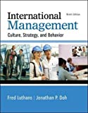 img - for International Management: Culture, Strategy, and Behavior book / textbook / text book