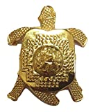 good artifacts - Vibgyor Vibes Fengshui / Vaastu (For Good Luck) Brass Metal Shree Meru Yantra on Turtle Back. Highly Auspicious as per Scriptures- Diwali Puja