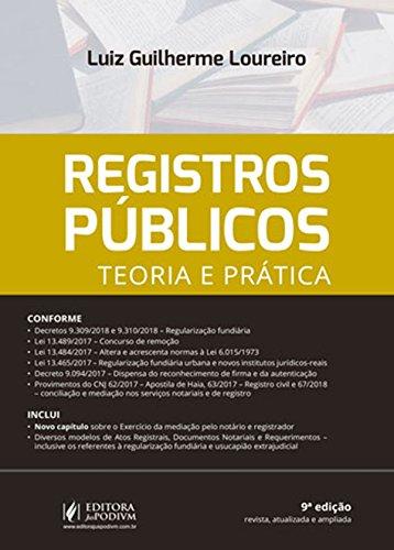 Registros Públicos: Teoria e Prática