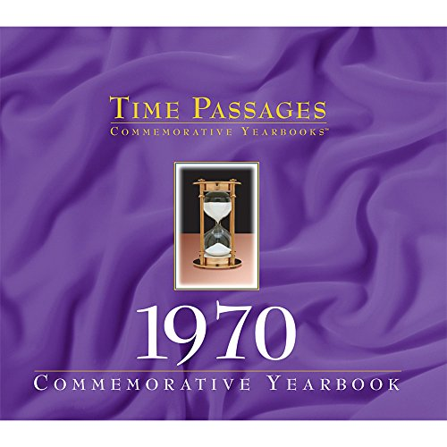 Year 1970 Time Passages Commemorative Year In Review - Gift Of Memories